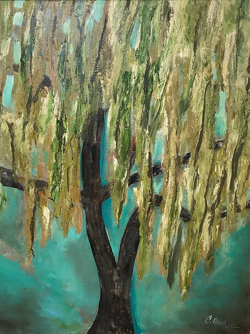 WILLOW WILLOW (46X56)