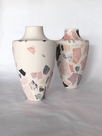Terrazzo Vases 2018
