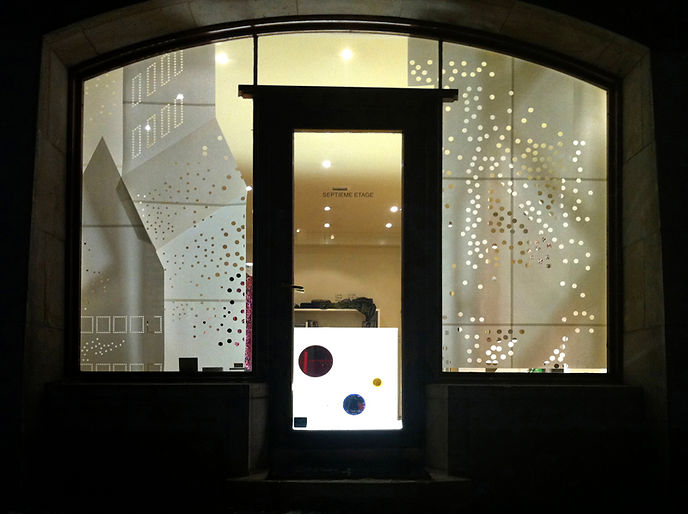 Naked City 2010/ Window Installation