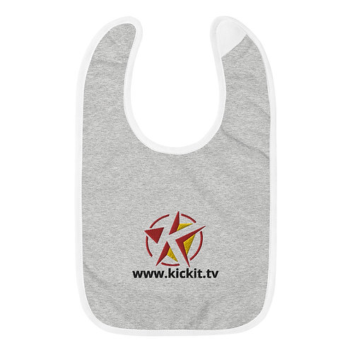 Because your child is a Super Hero! Be the Star You Are Baby Bib!