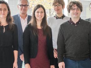 BAnQuébec et la Fondation de BAnQ honorent les 7 boursiers du Programme de soutien à la recherche