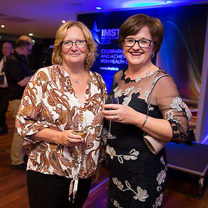 Dr. Pamela Hussey and Ms. Sharon Farrell