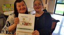 Paula and Una Showcase Happy Bones as part of St Michael's House Mental Health Week