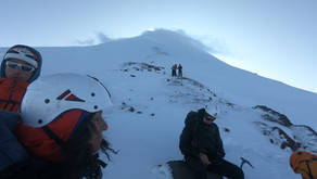 Feb 2020, Sailors in the chilean mountains