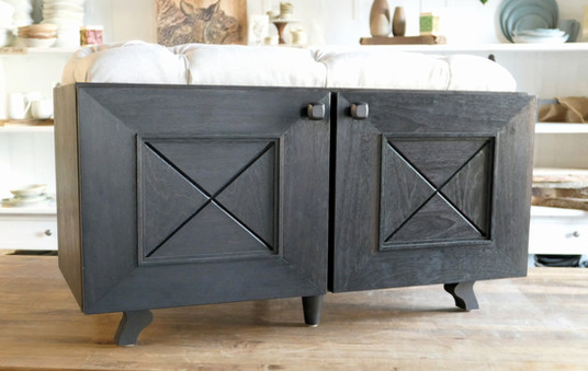Upholstered Cabinet