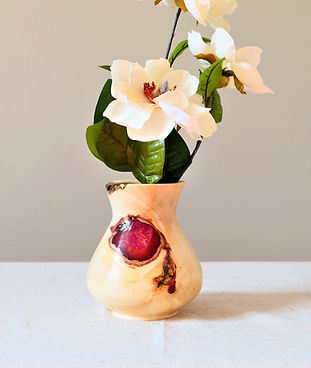 Elder Maple Vase