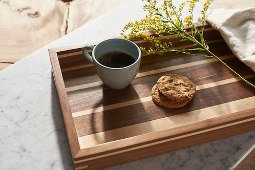 Walnut & Maple Tray