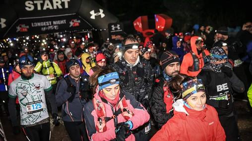 Longest Night Run or Ride 2017