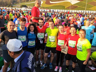 Vodafone İstanbul Maratonu 2015