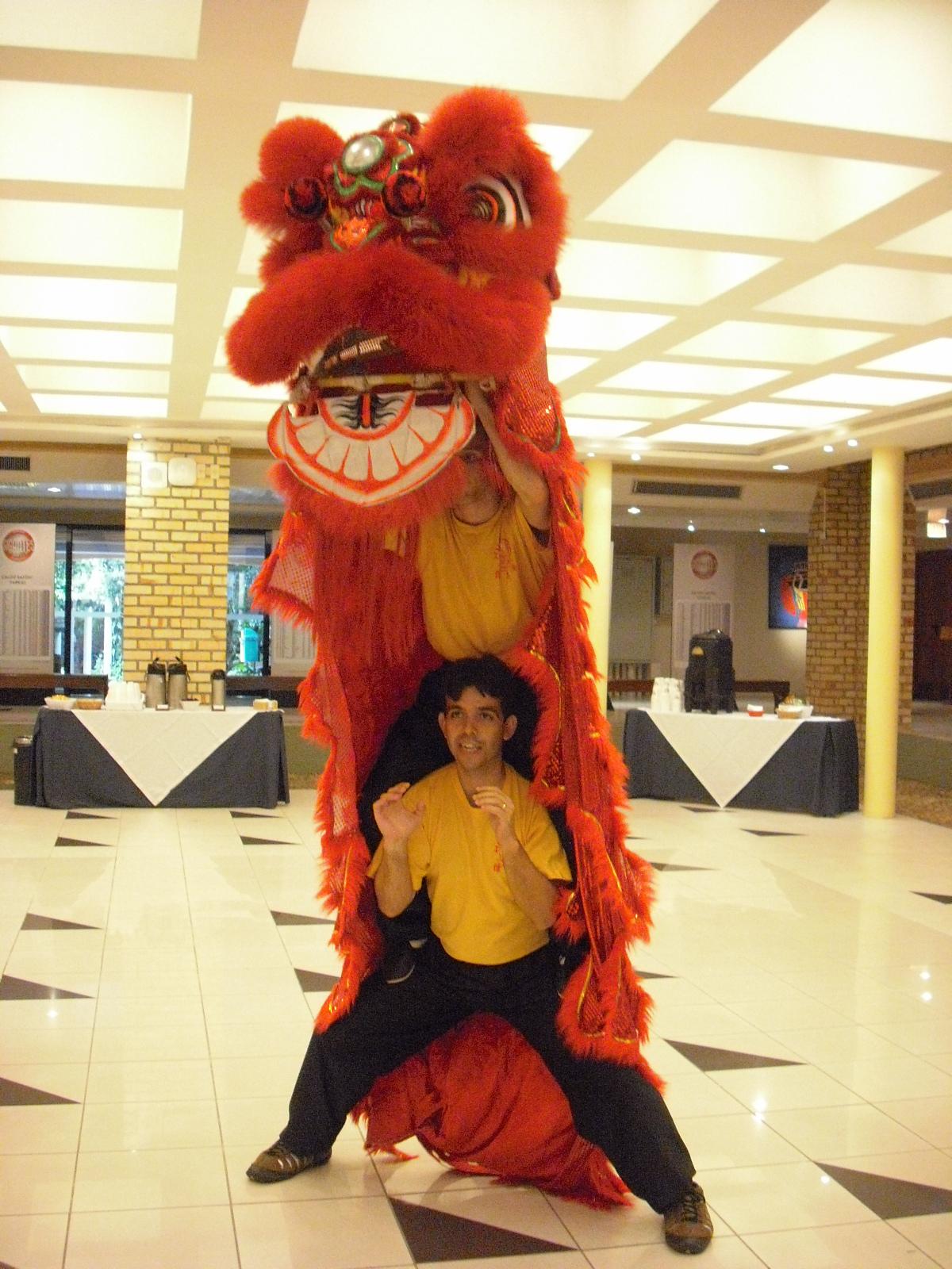 Leão Chinês