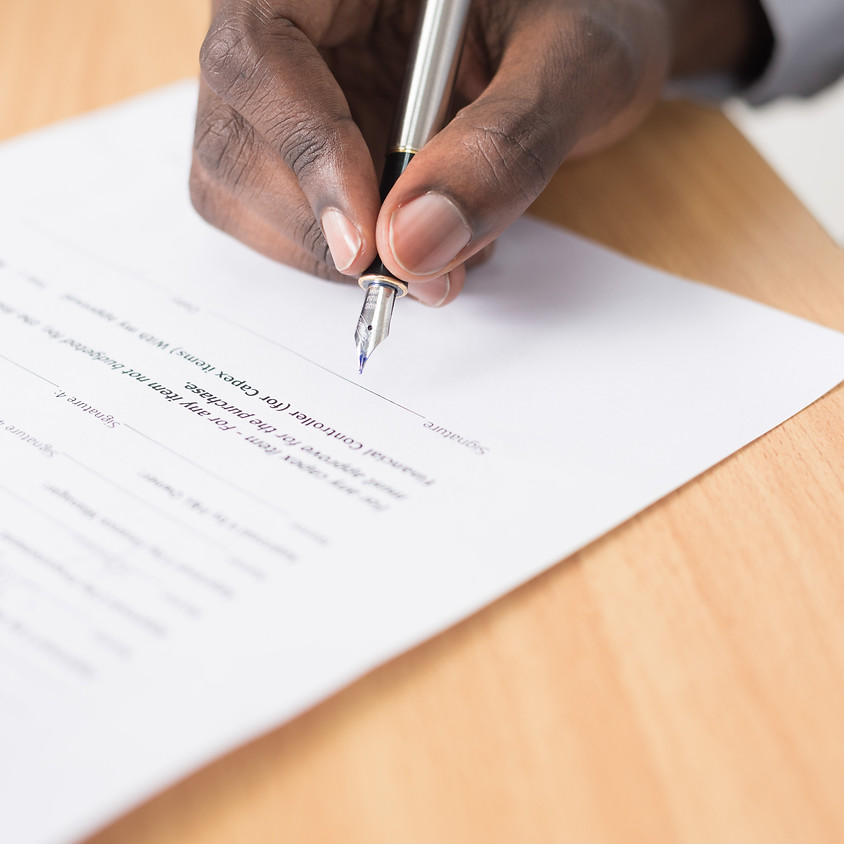Legal Advice and Contracts