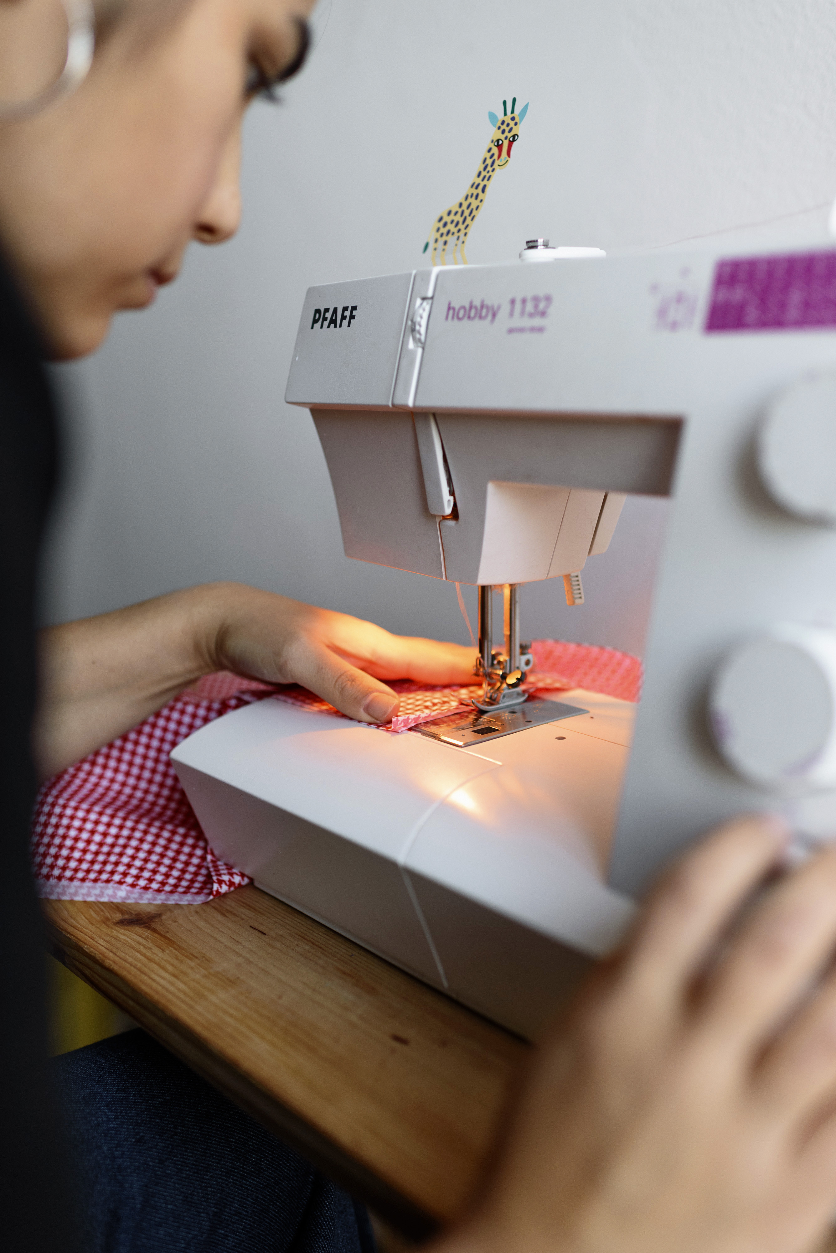 The Art of Sewing & Upcycling