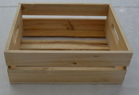 Wooden Crate - Medium