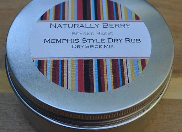 Memphis Style Dry Rub Spice Mix