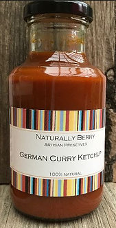 German Curry Ketchup