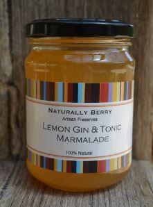 Lemon Gin & Tonic Marmalade