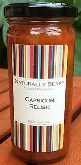 Capsicum Relish