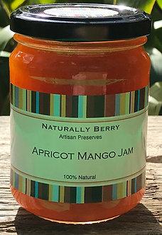 Apricot Mango Jam