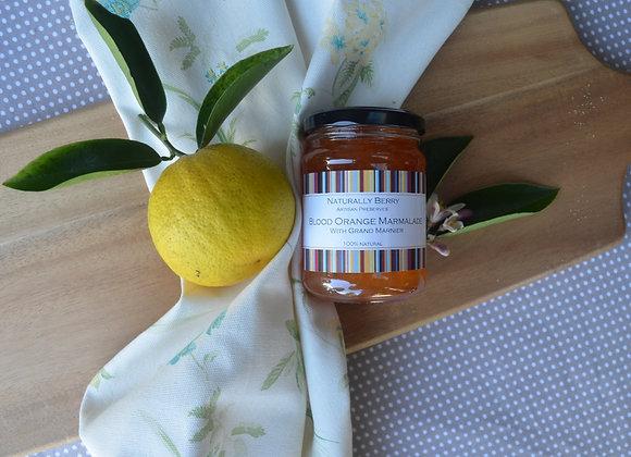 Blood Orange Grand Marnier Marmalade