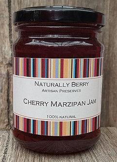 Cherry Marzipan Jam