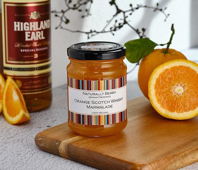 Orange Whisky Marmalade