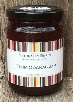 Plum Cognac Jam