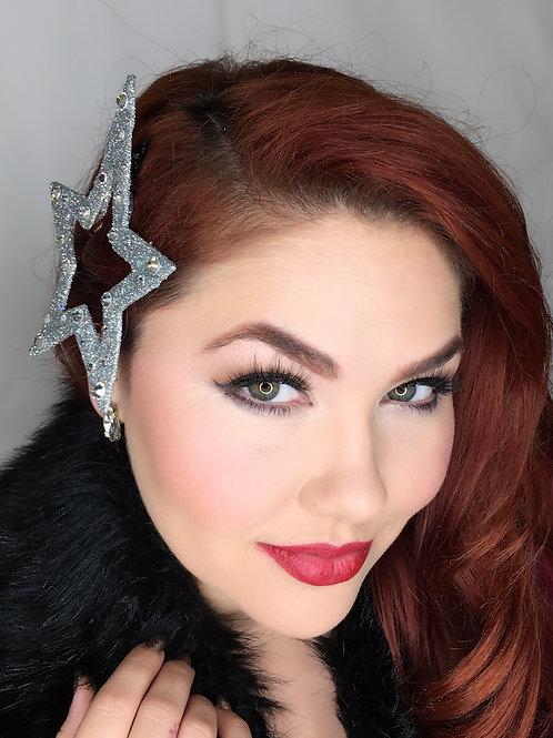 Eva's Hollywood glam star