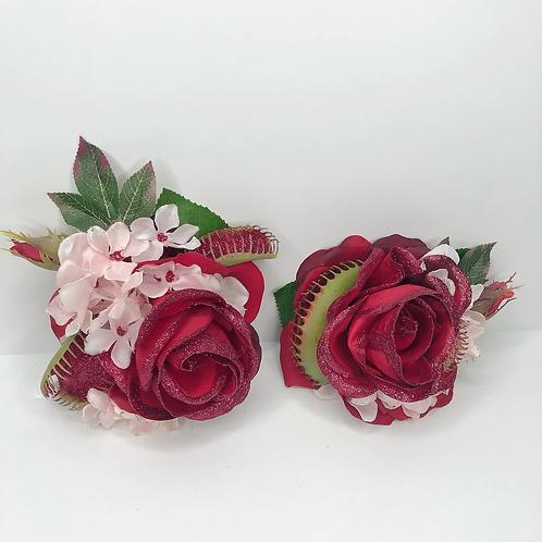Man Eater roses