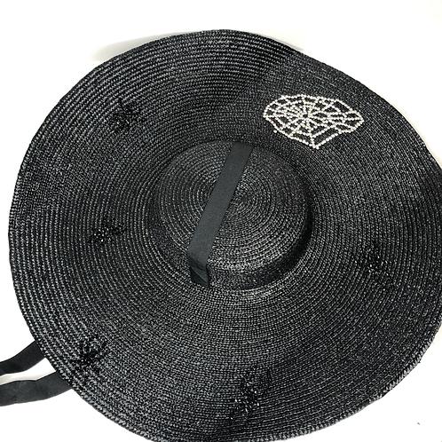 Hattie Spider Hat