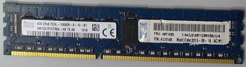 IBM 47J0146 4GB 2Rx8 PC3L-10600R ECC DDR3