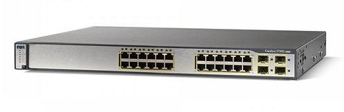 Cisco 3750G 24 Switch