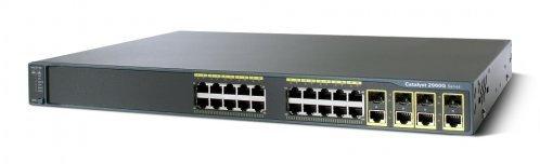 Cisco 2960G 24 Switch
