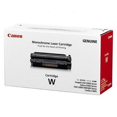 Canon Cartridge W