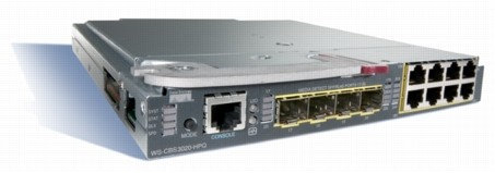 Cisco 3020 Blade Switch