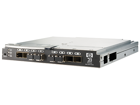 HP Brocade 8GB SAN Switch for Blade
