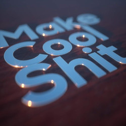 Make Cool Shit