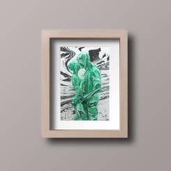 Wood Photo Frame - marbeld_love-02-03-mi