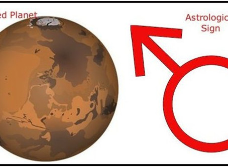 What is Mars in Astrology