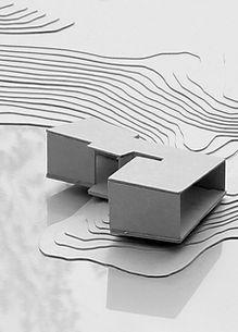artist residence by lake architecture thi dencker arkitekter