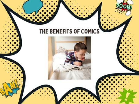 The Benefits of Comics