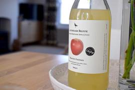 Lavenham Brook apple juice