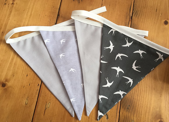Grey Swallows