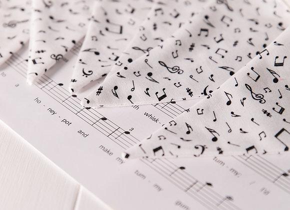 Mini Musical Bunting