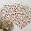Thumbnail: Rainbows - Dunelm mill fabric