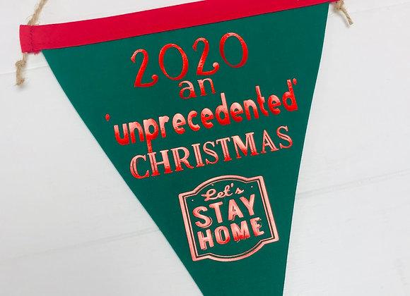 2020 an 'unprecedented' Christmas