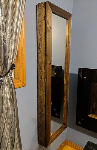 Mirror Jewelry Cabinet