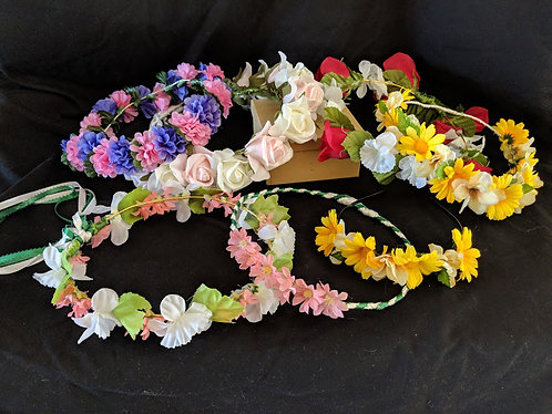Flower Crowns/Headbands
