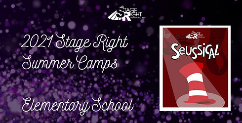 Seussical Stage Right Performing Arts musical theatre kansas city performing arts acting
