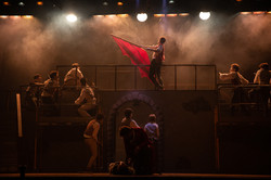 Les Miserables musical theatre kansas city performing arts acting