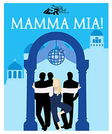 Mamma Mia Stage Right Performing Arts musical theatre kansas city performing arts acting